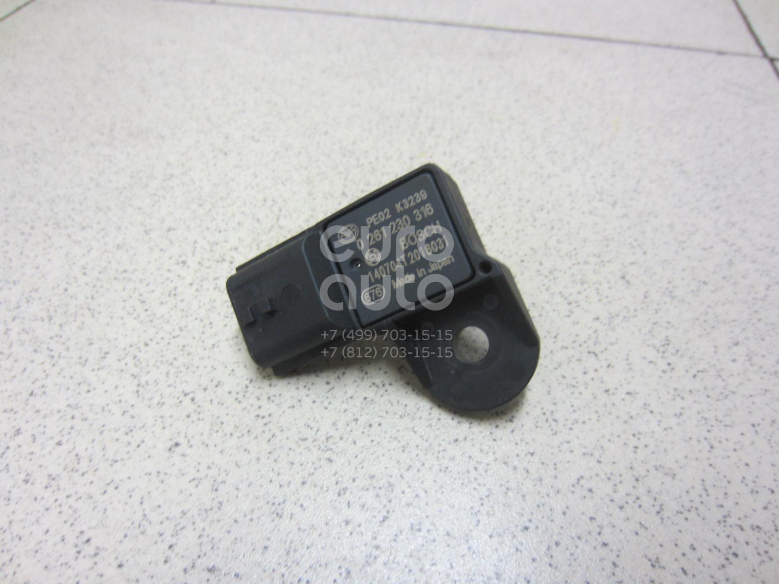 Купить Датчик абсолютного давления Mazda CX 5 2012-; (PE0218211)