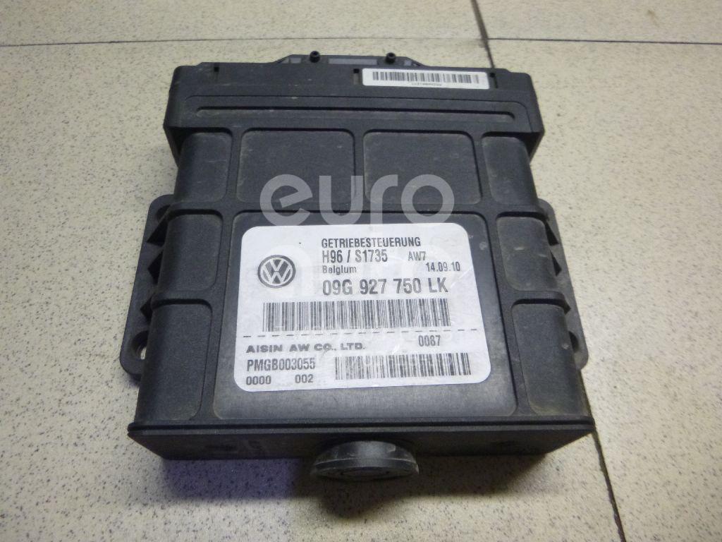 Купить Блок управления АКПП VW Polo (Sed RUS) 2011-; (09G927750LK)