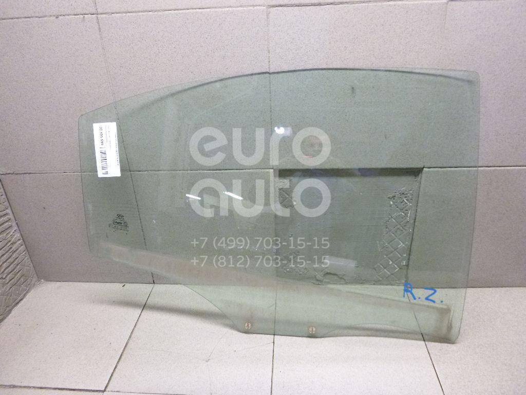 Купить Стекло двери задней правой Chery Boo (M11) 2010-2014; (M115203212)