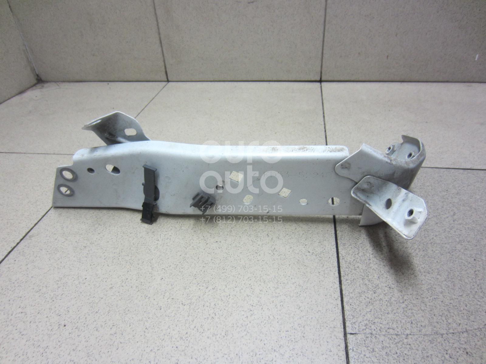 Купить Кронштейн крепления крыла Mazda CX 5 2012-; (KD5352240)
