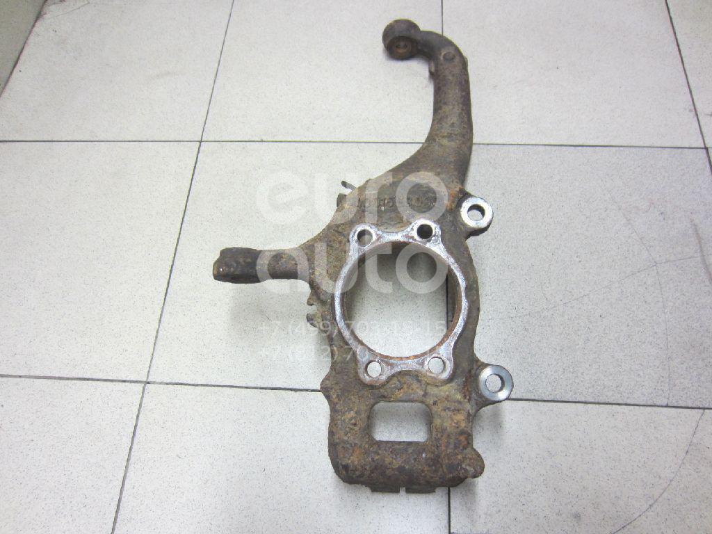 Купить Кулак поворотный передний левый Nissan Navara (D40) 2005-2015; (40015EB000)