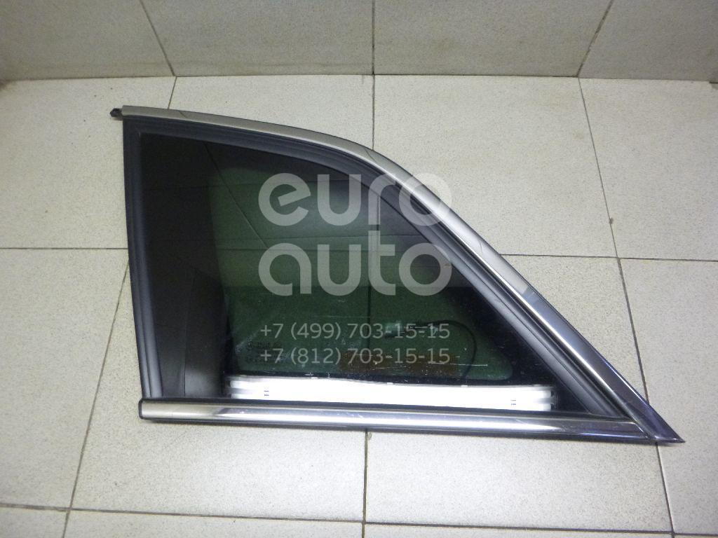Купить Стекло кузовное глухое левое Opel Antara 2007-2015; (96660068)