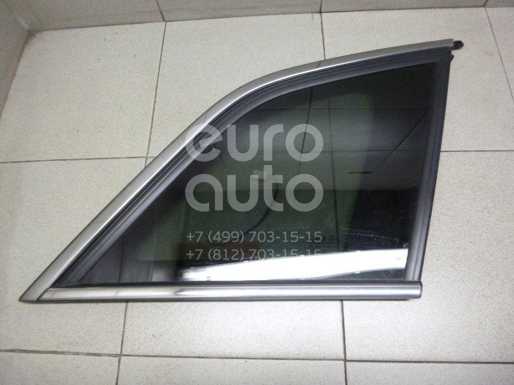 Купить Стекло кузовное глухое правое Opel Antara 2007-2015; (96660069)