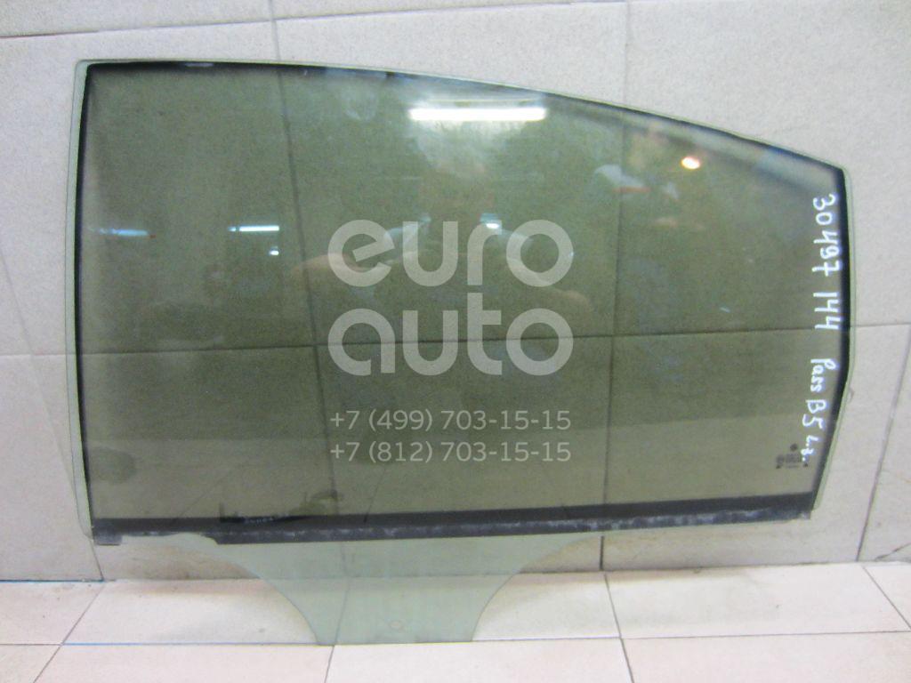 Купить Стекло двери задней левой VW Passat [B5] 1996-2000; (3B5845025)