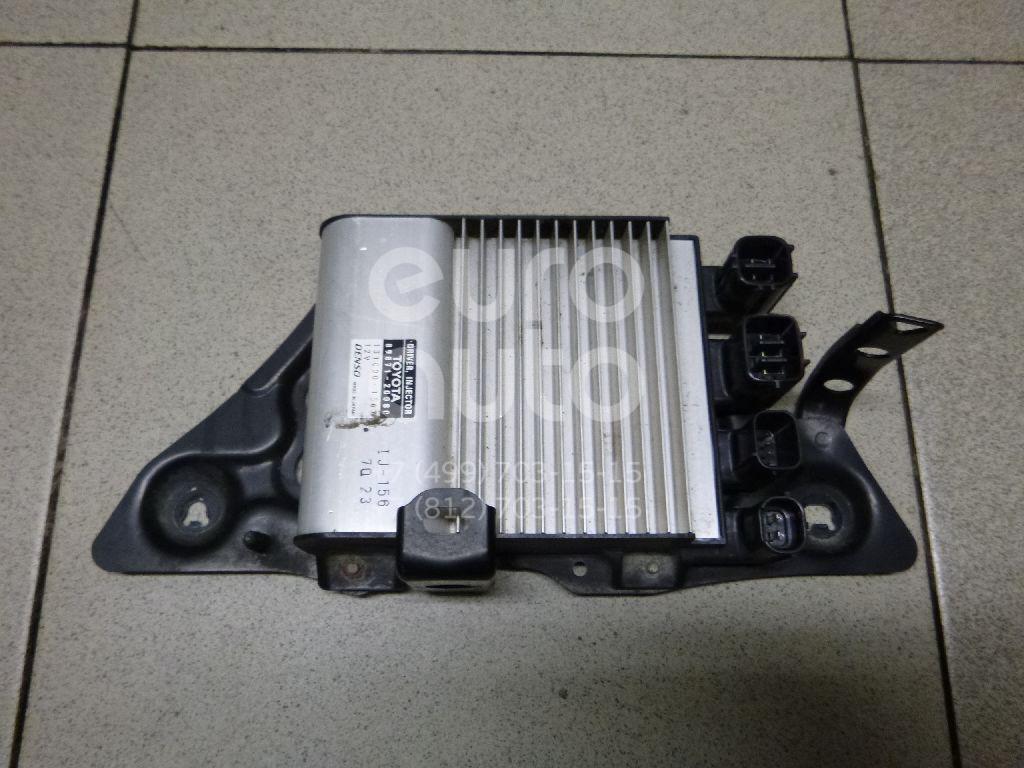 Купить Блок электронный Toyota RAV 4 2013-; (8987120080)