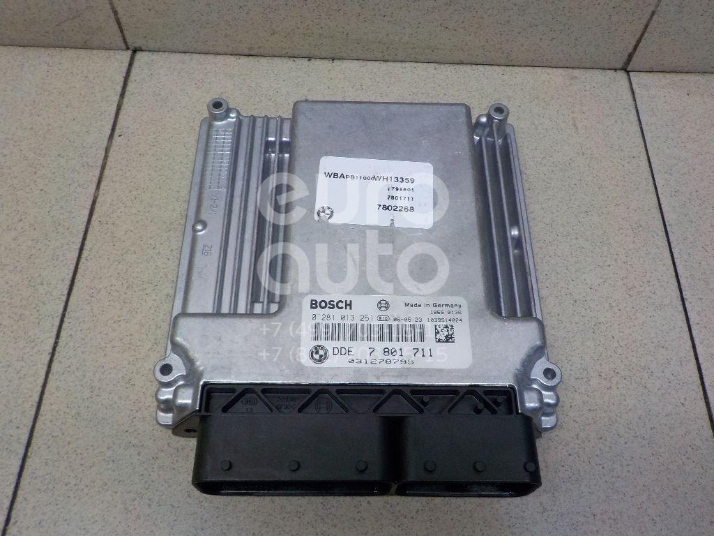 Купить Блок управления двигателем BMW X3 E83 2004-2010; (13617801711)