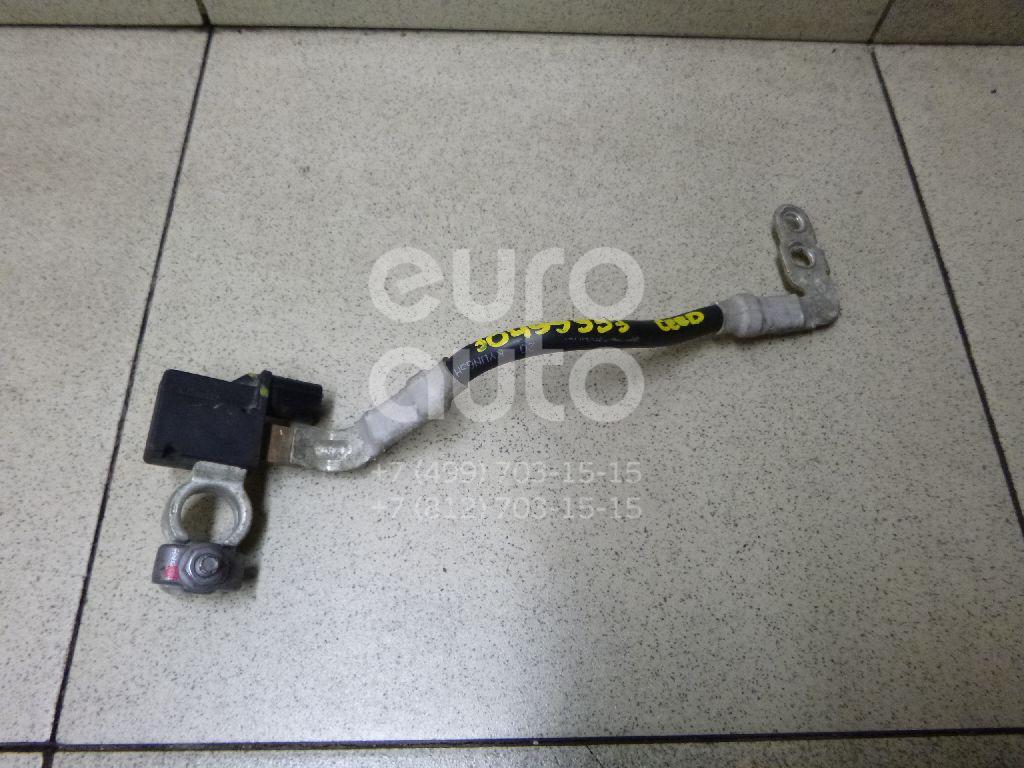 Купить Клемма аккумулятора минус Kia Ceed 2012-; (37180A6010)