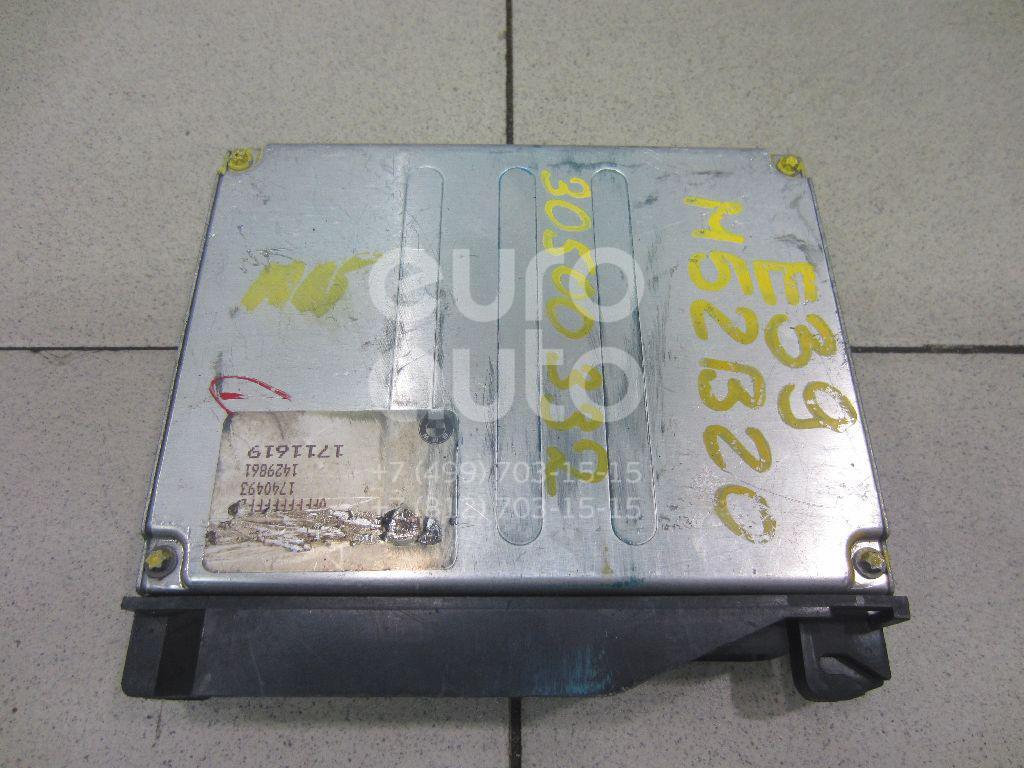 Купить Блок управления двигателем BMW 5-серия E39 1995-2003; (12141429861)