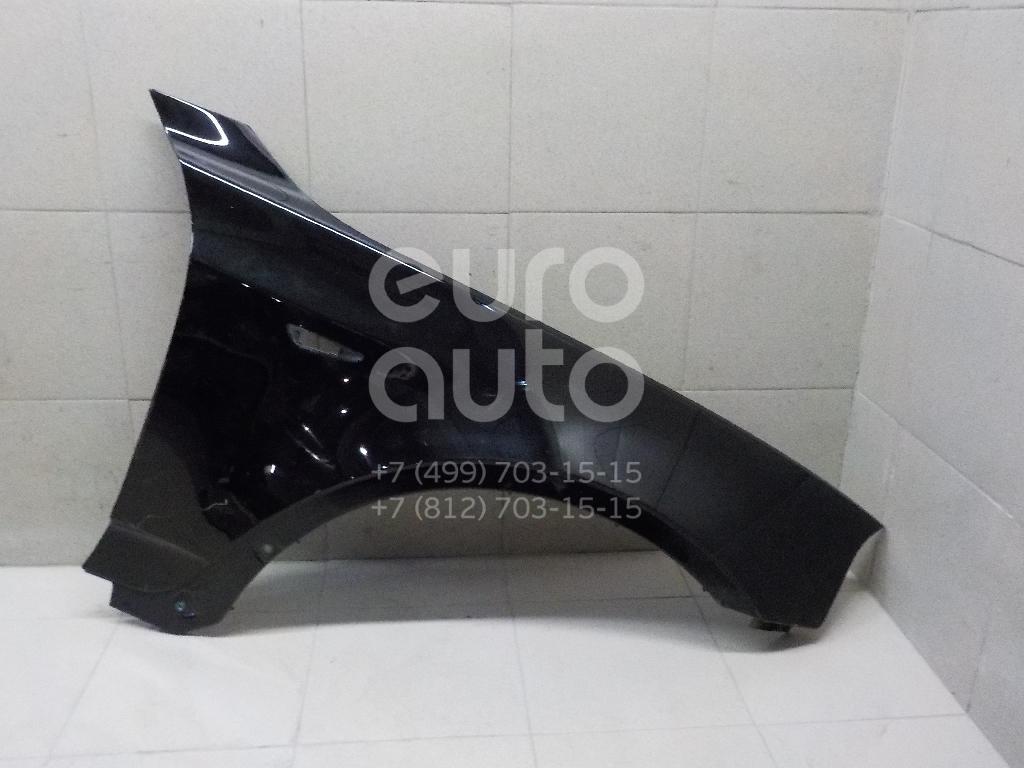 Купить Крыло переднее правое BMW X3 E83 2004-2010; (41353405922)