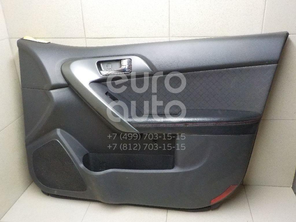 Купить Обшивка двери передней правой Kia Cerato 2009-2013; (823021MBR0DFG)
