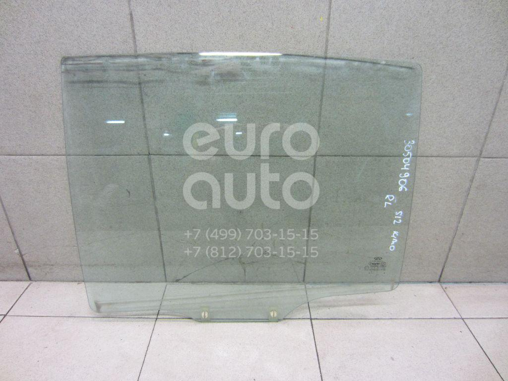 Купить Стекло двери задней левой Chery Kimo (S12) 2007-2013; (S125203210)