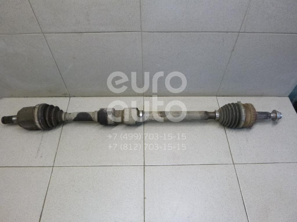 Купить Полуось передняя правая Kia Sportage 2010-2015; (495012Y200)