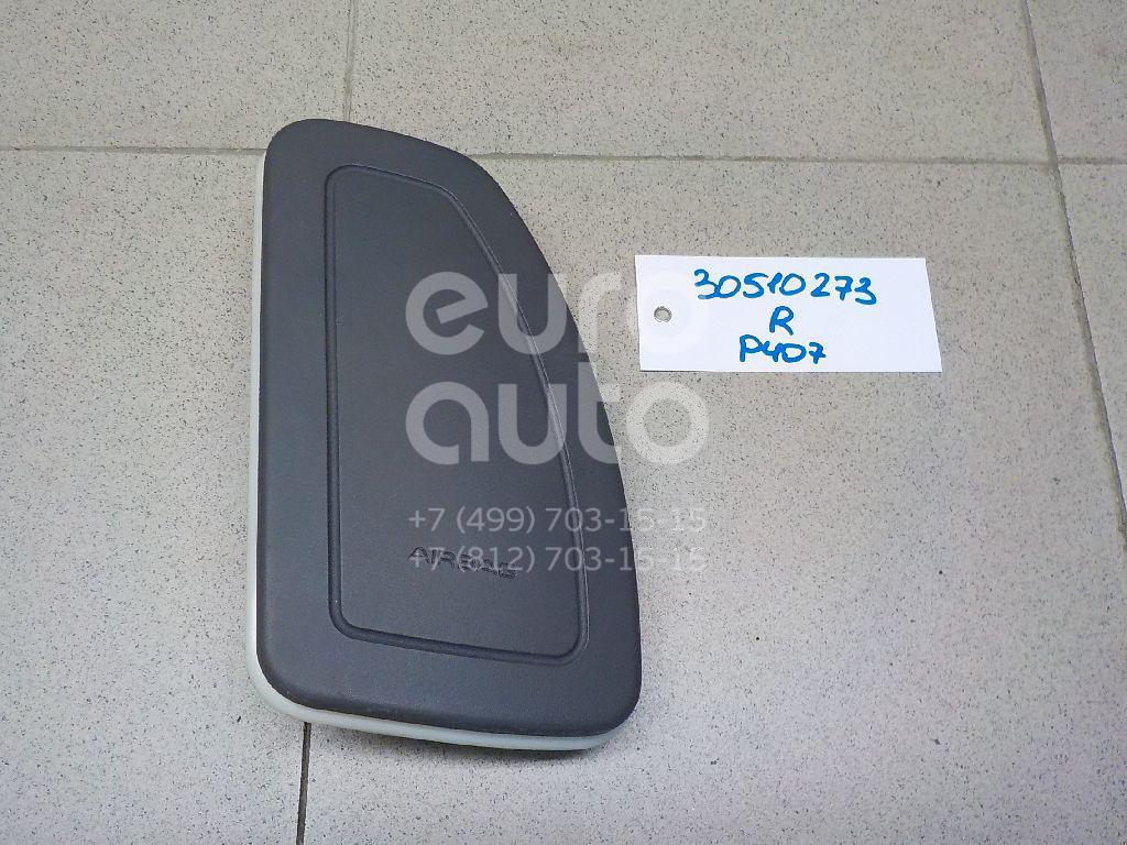 Купить Подушка безопасности боковая (в сиденье) Peugeot 407 2004-2010; (8216QP)