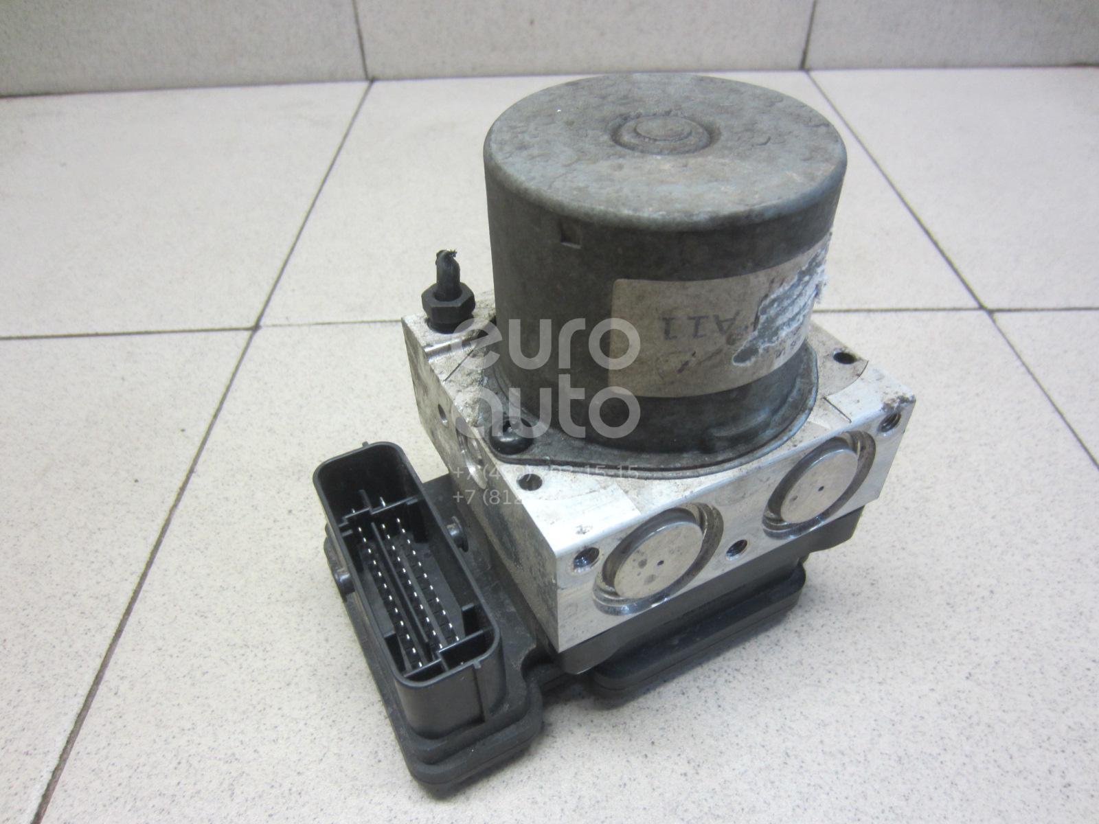 Блок ABS (насос) Kia Ceed 2012-; (58920A2110)  - купить со скидкой
