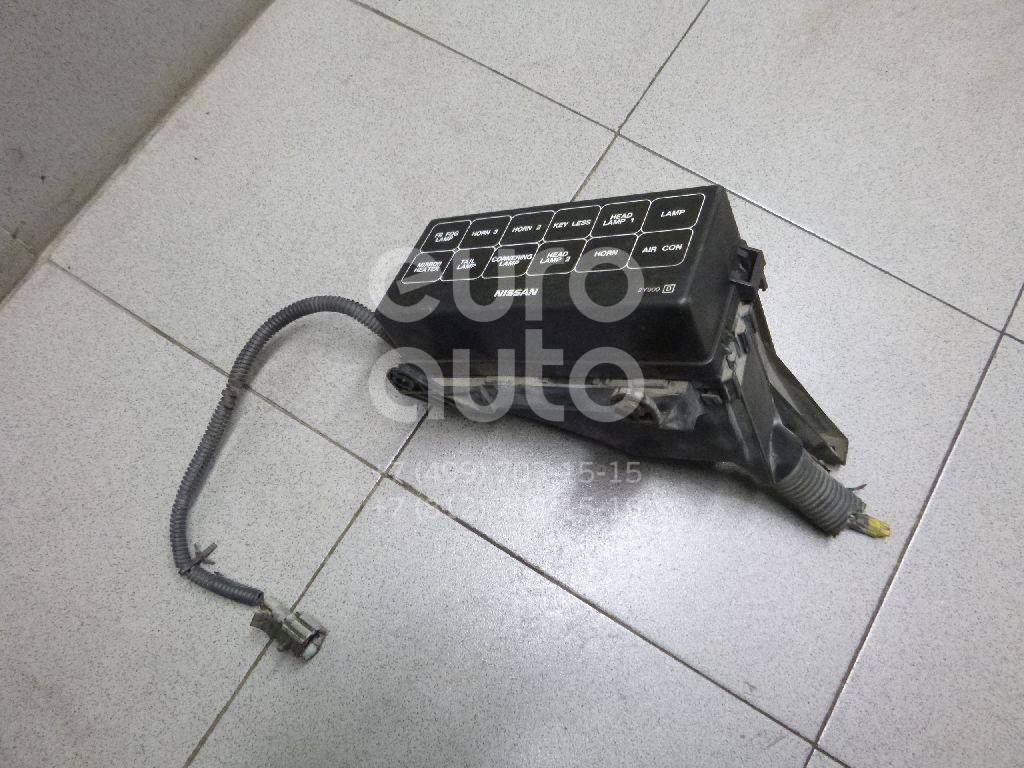 Купить Блок предохранителей Nissan Maxima (A33) 2000-2005; (243802Y100)
