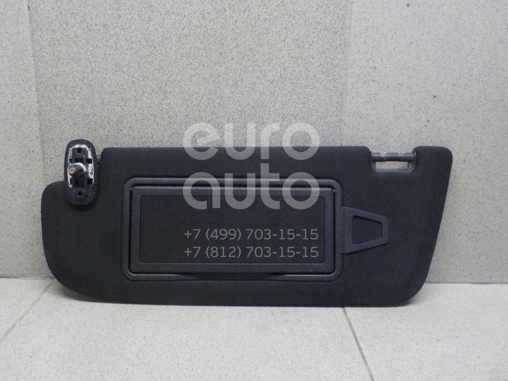 Купить Козырек солнцезащитный (внутри) Mercedes Benz W221 2005-2013; (22181001109E63)