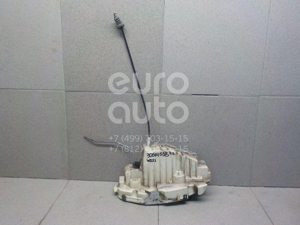 Купить Замок двери задней правой Mercedes Benz W221 2005-2013; (2217307235)