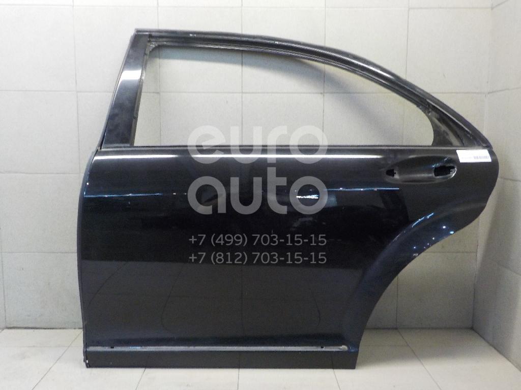 Купить Дверь задняя левая Mercedes Benz W221 2005-2013; (2217300505)
