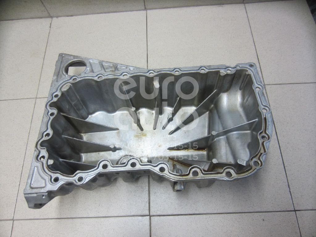 Купить Поддон масляный двигателя Nissan Terrano III (D10) 2014-; (1111000Q3A)