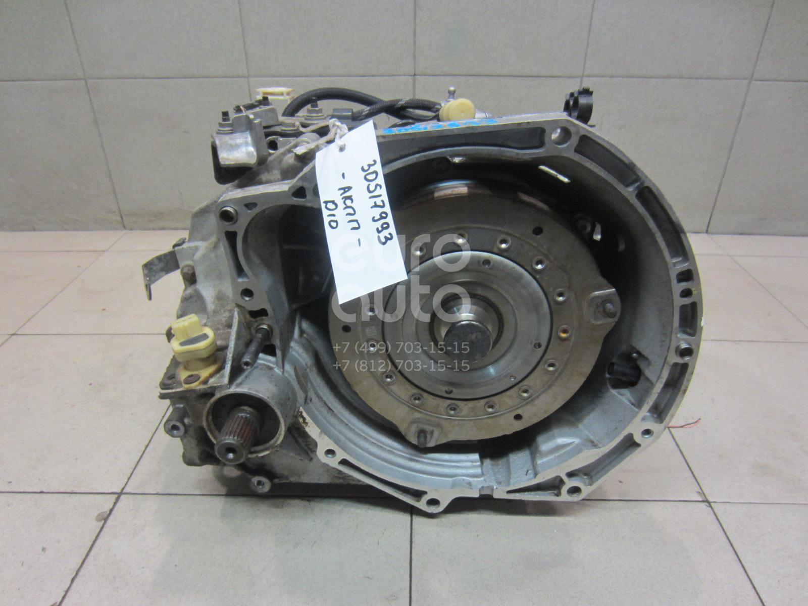 Купить АКПП (автоматическая коробка переключения передач) Nissan Terrano III (D10) 2014-; (3102000Q0F)