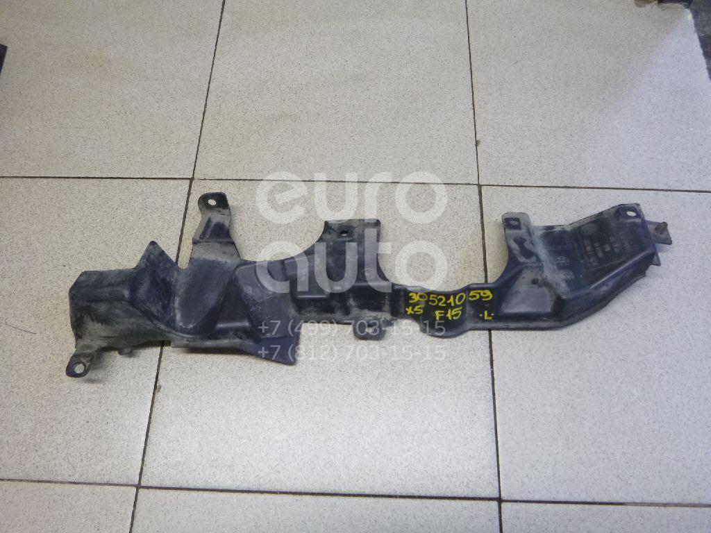 Купить Пыльник (рулевое управление) BMW X5 F15 2013-; (51757160237)