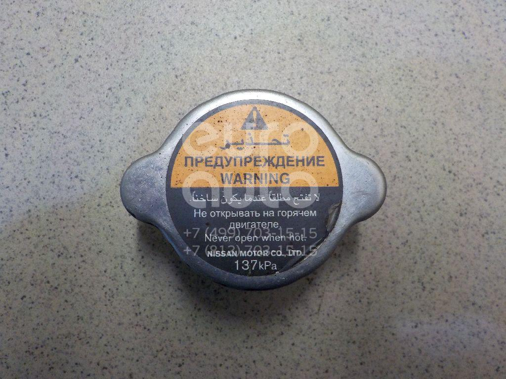 Купить Крышка радиатора Nissan Murano (Z51) 2008-2015; (214308993B)