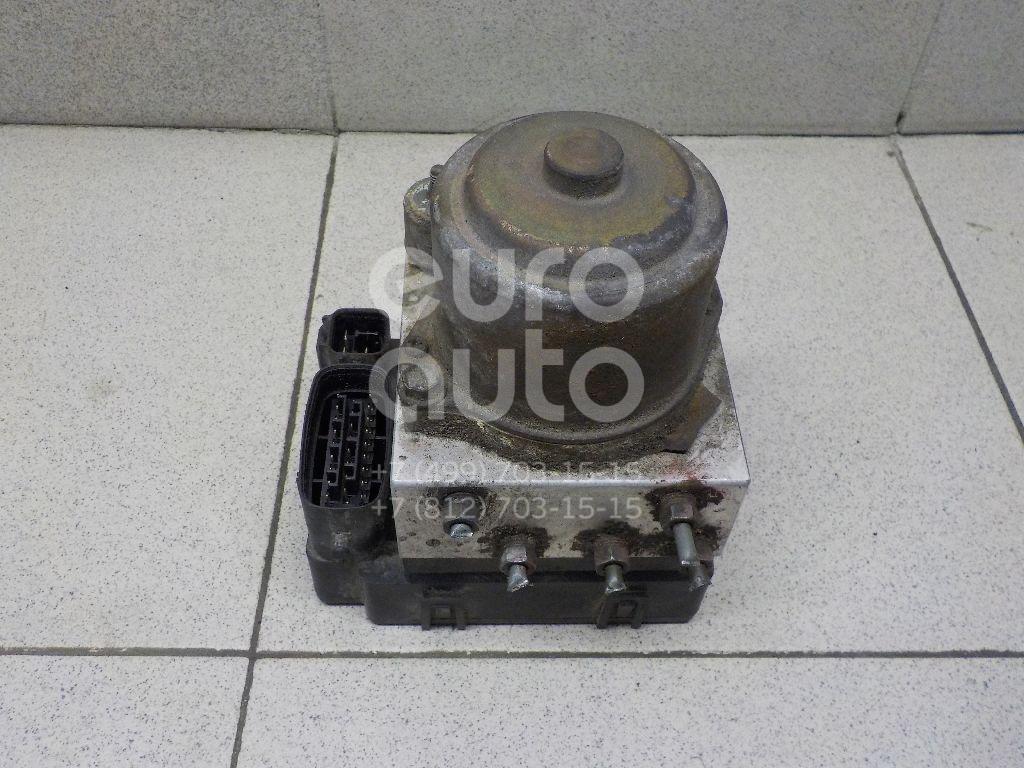 Купить Блок ABS (насос) Mitsubishi Pajero/Montero Sport (K9) 1997-2008; (MR307755)