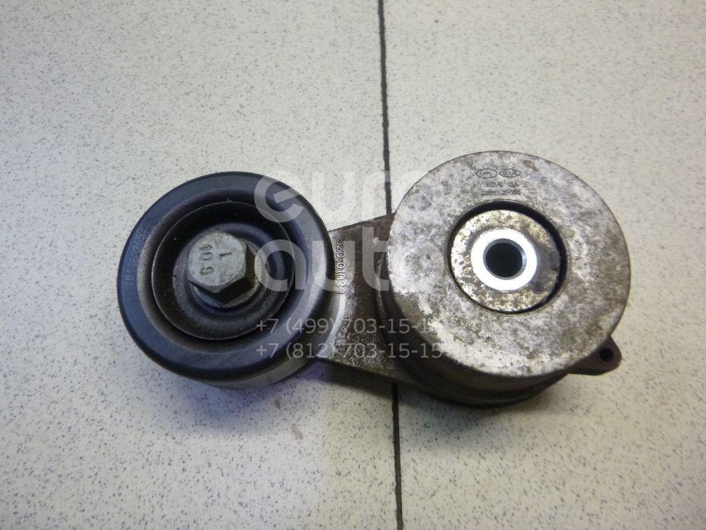 Купить Ролик-натяжитель ручейкового ремня Hyundai Santa Fe (CM) 2006-2012; (252812F000)