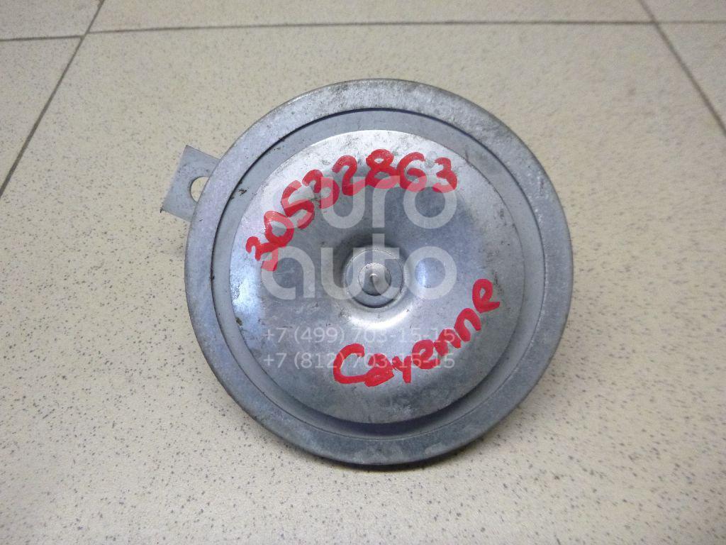 Купить Сигнал звуковой Porsche Cayenne 2010-; (95863711700)