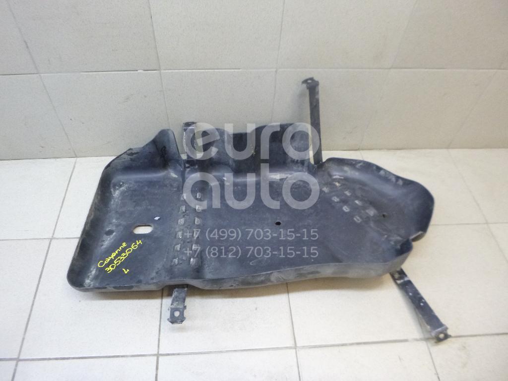 Купить Защита топливного бака Porsche Cayenne 2010-; (95520133210)