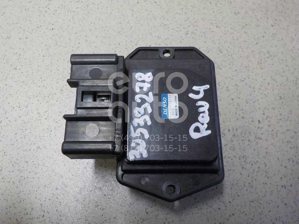 Купить Резистор отопителя Toyota RAV 4 2000-2005; (8716541010)