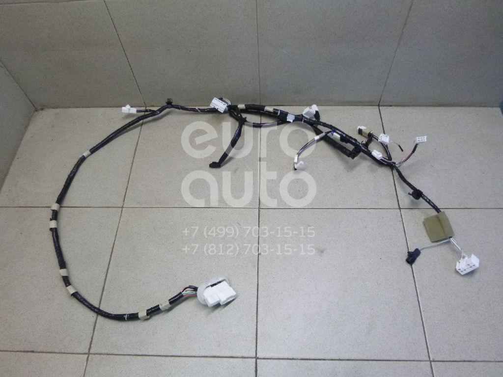 Купить Проводка (коса) Toyota Highlander II 2007-2013; (8218448371)