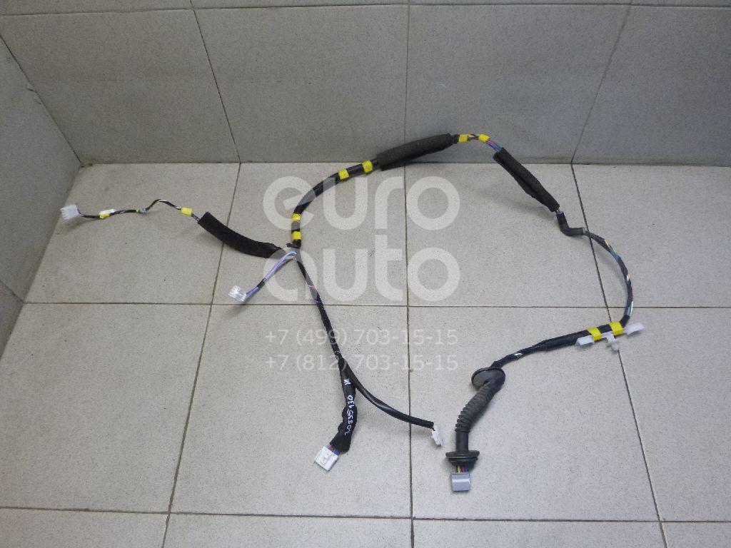 Купить Проводка (коса) Toyota Highlander II 2007-2013; (8215448040)