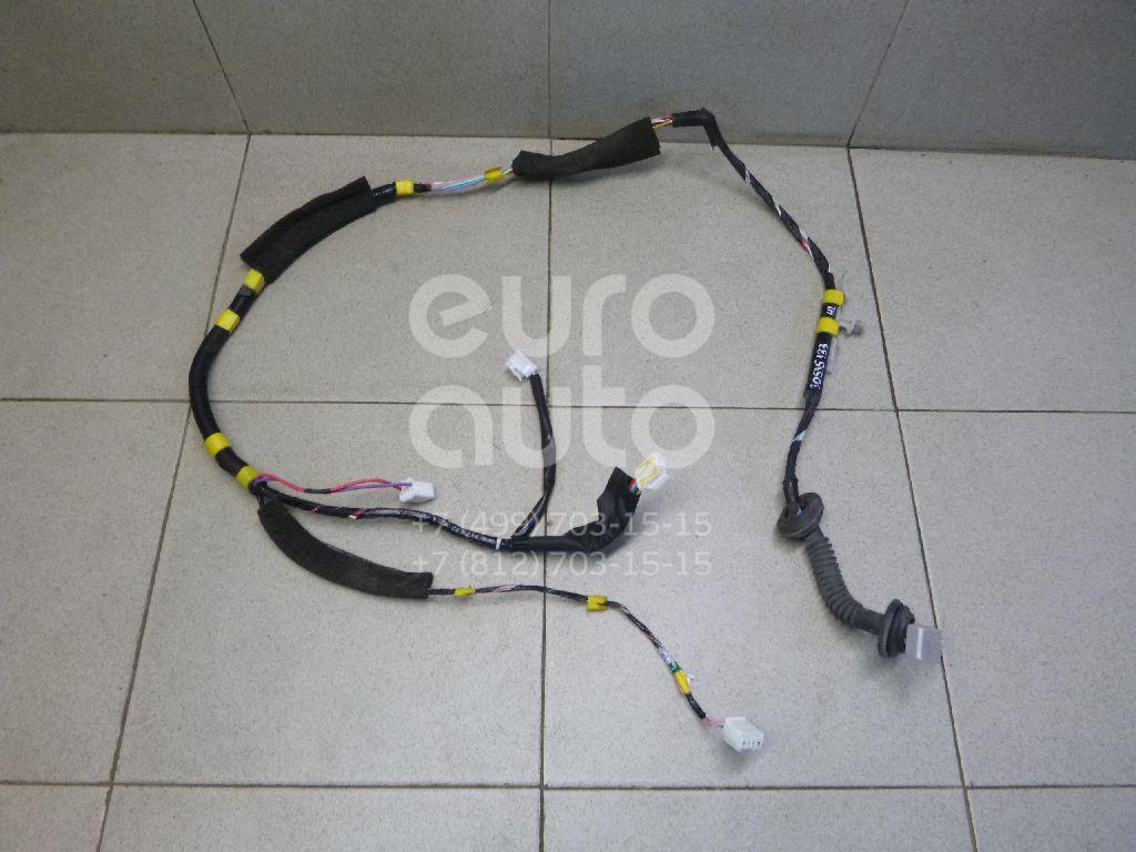 Купить Проводка (коса) Toyota Highlander II 2007-2013; (8215348140)