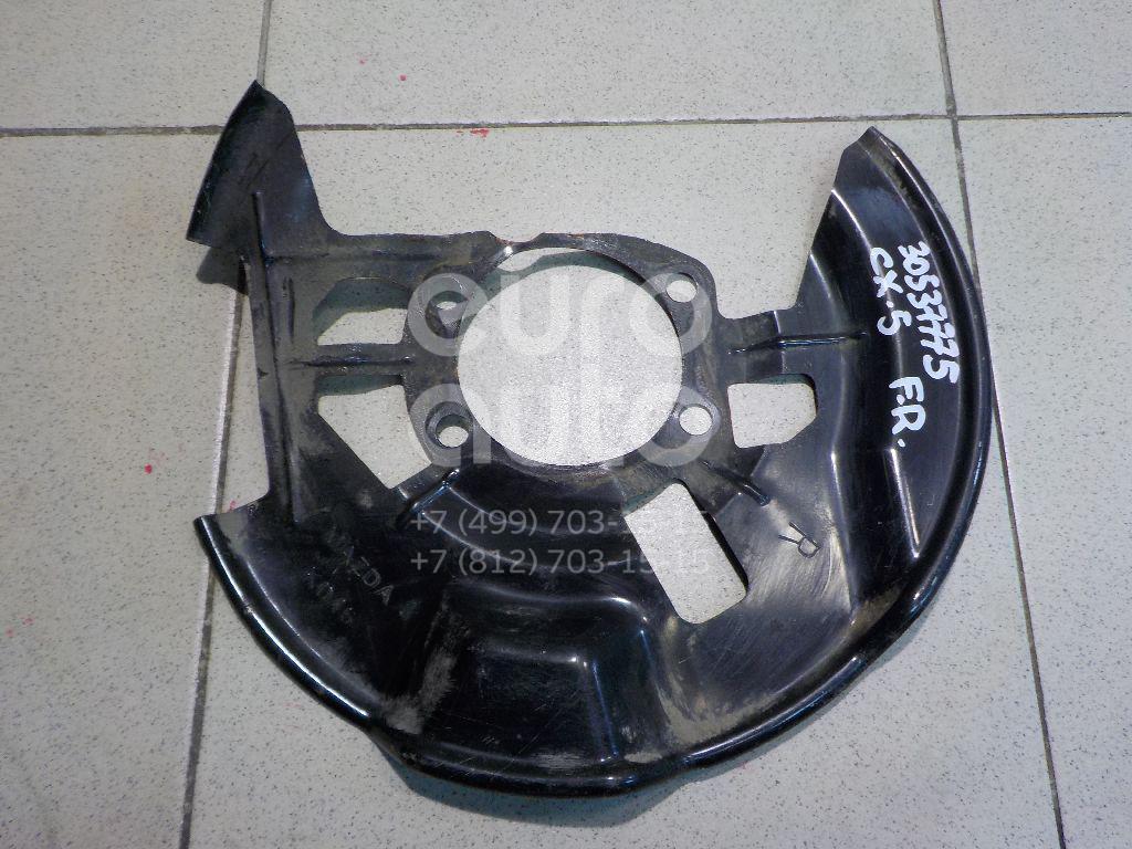 Купить Пыльник тормозного диска Mazda CX 5 2012-; (K01133261A)
