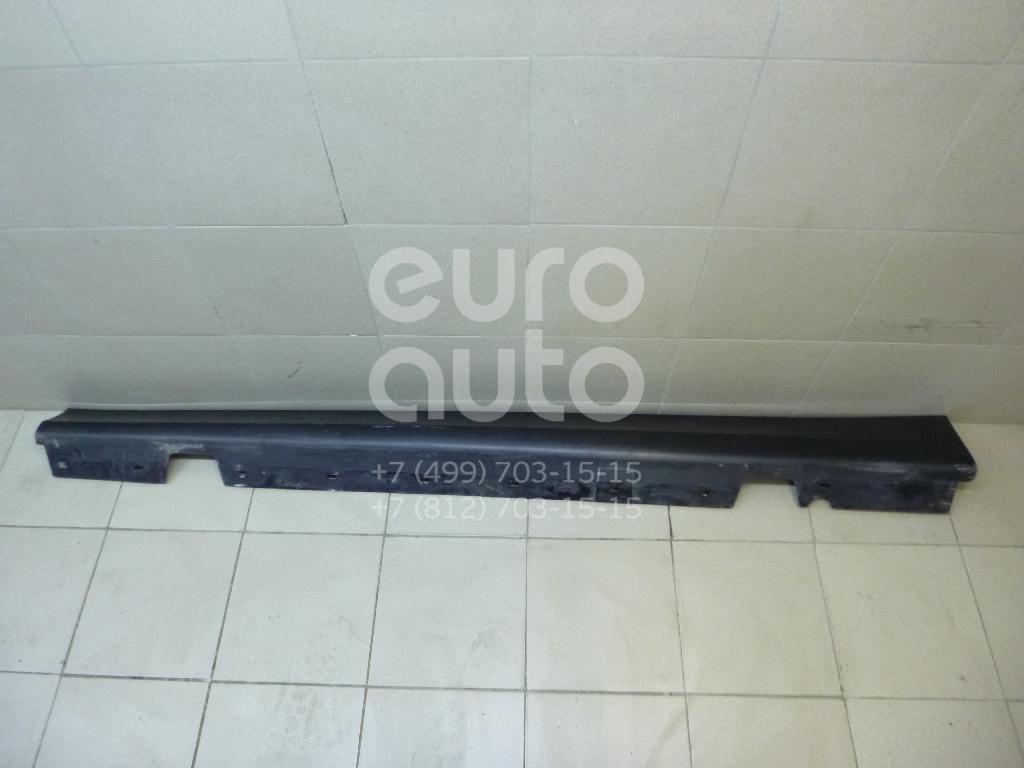 Купить Накладка на порог (наружная) BMW 3-серия E90/E91 2005-2012; (51770032951)