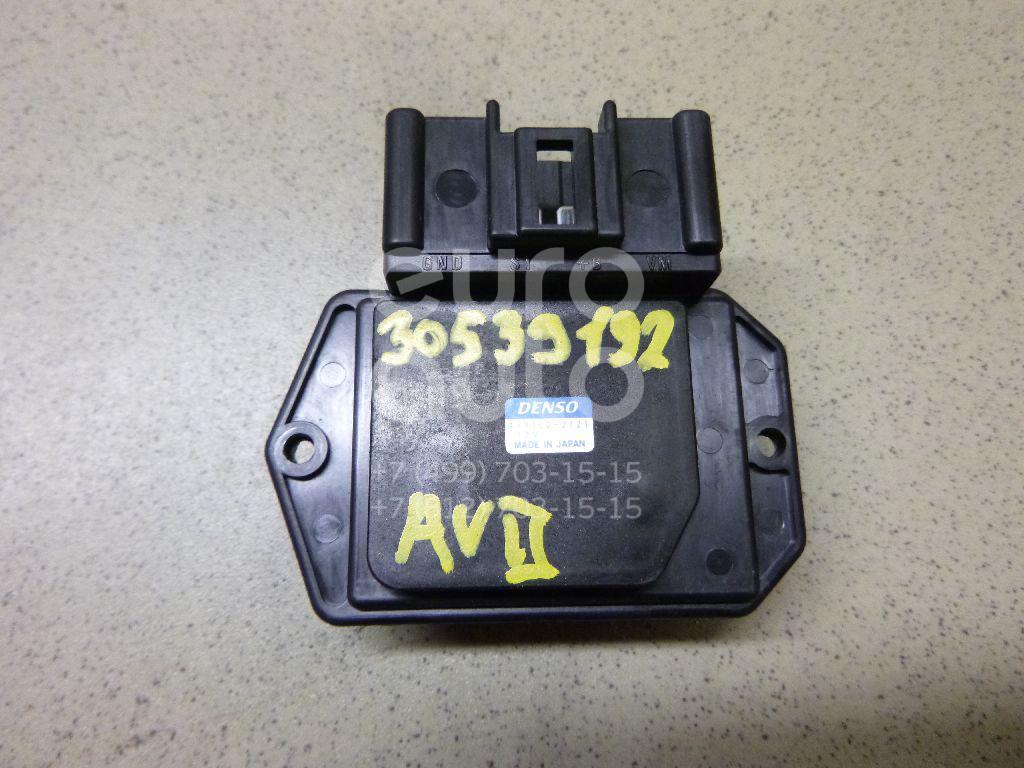 Резистор отопителя Toyota Avensis II 2003-2008; (8716513010)  - купить со скидкой