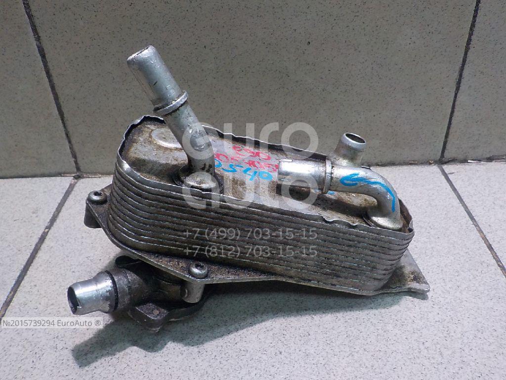 Купить Радиатор (маслоохладитель) АКПП BMW 3-серия E90/E91 2005-2012; (17217529499)