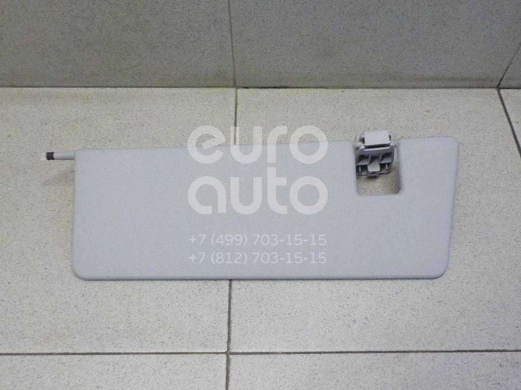 Купить Козырек солнцезащитный (внутри) Mercedes Benz GL-Class X164 2006-2012; (16481011107F59)