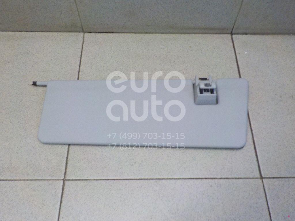 Купить Козырек солнцезащитный (внутри) Mercedes Benz GL-Class X164 2006-2012; (16481012107F59)
