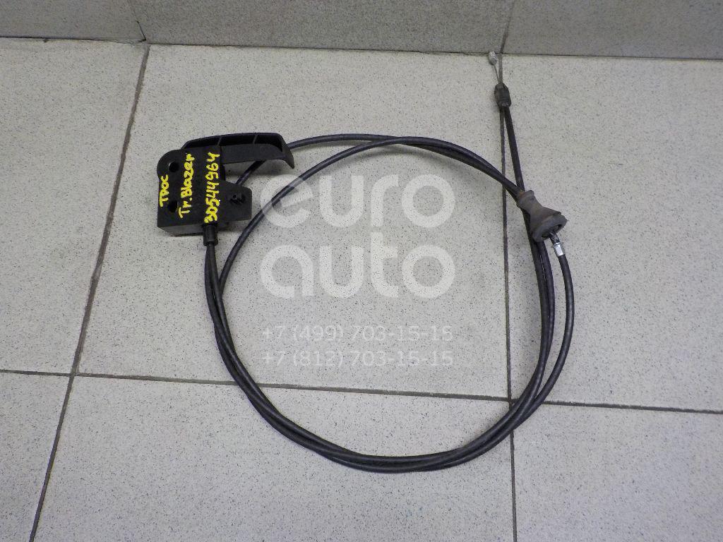 Купить Трос открывания капота Chevrolet Trail Blazer 2001-2010; (21997874)