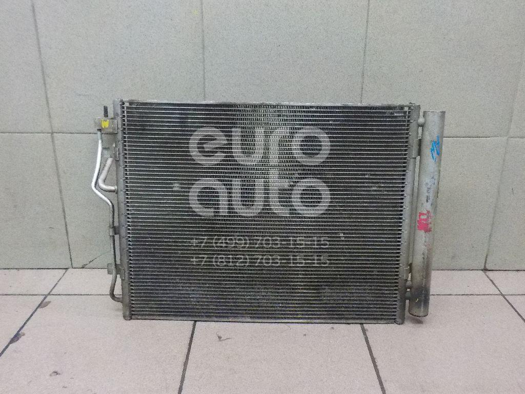 Купить Радиатор кондиционера (конденсер) Kia Ceed 2007-2012; (976062L600)
