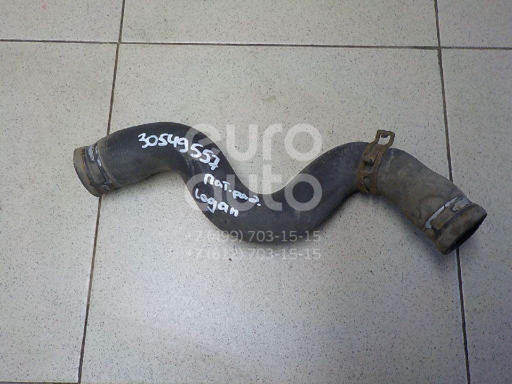 Купить Патрубок радиатора Renault Logan 2005-2014; (6001547048)