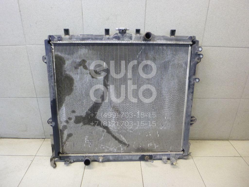 Радиатор основной Toyota Land Cruiser (150)-Prado 2009-; (16400-31711)  - купить со скидкой