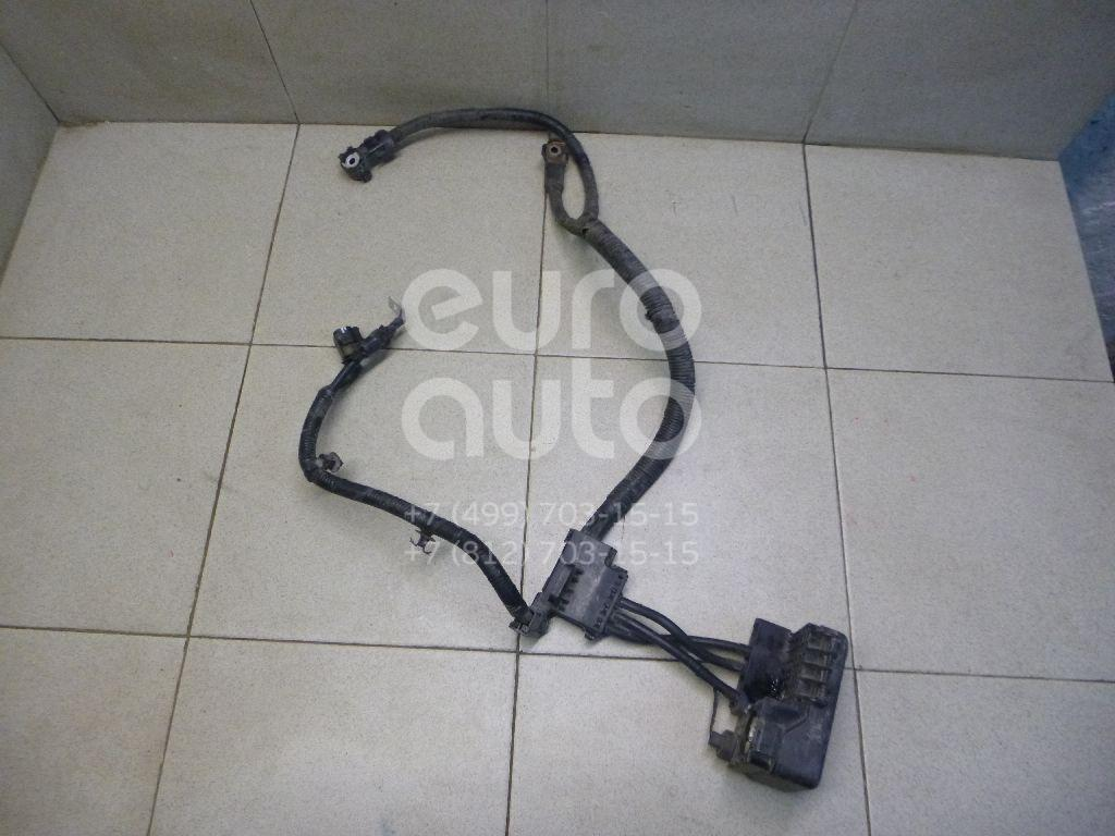 Купить Клемма аккумулятора плюс Kia Ceed 2012-; (91850A2061)