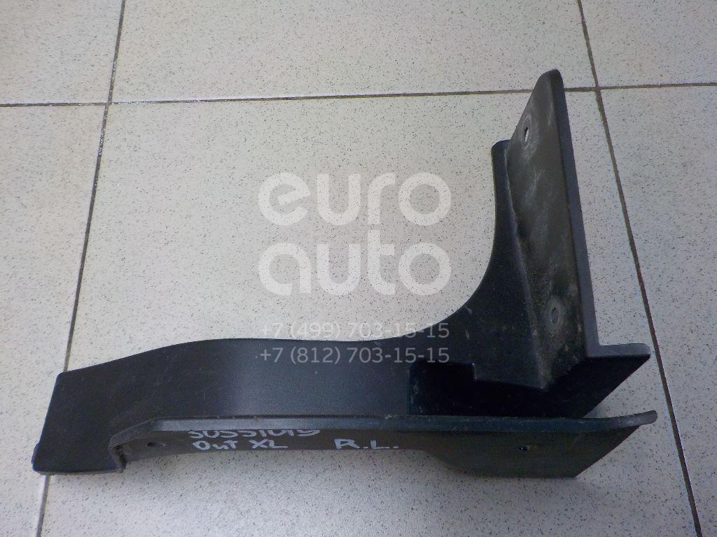 Купить Кронштейн заднего бампера левый Mitsubishi Outlander XL (CW) 2006-2012; (6415A015)