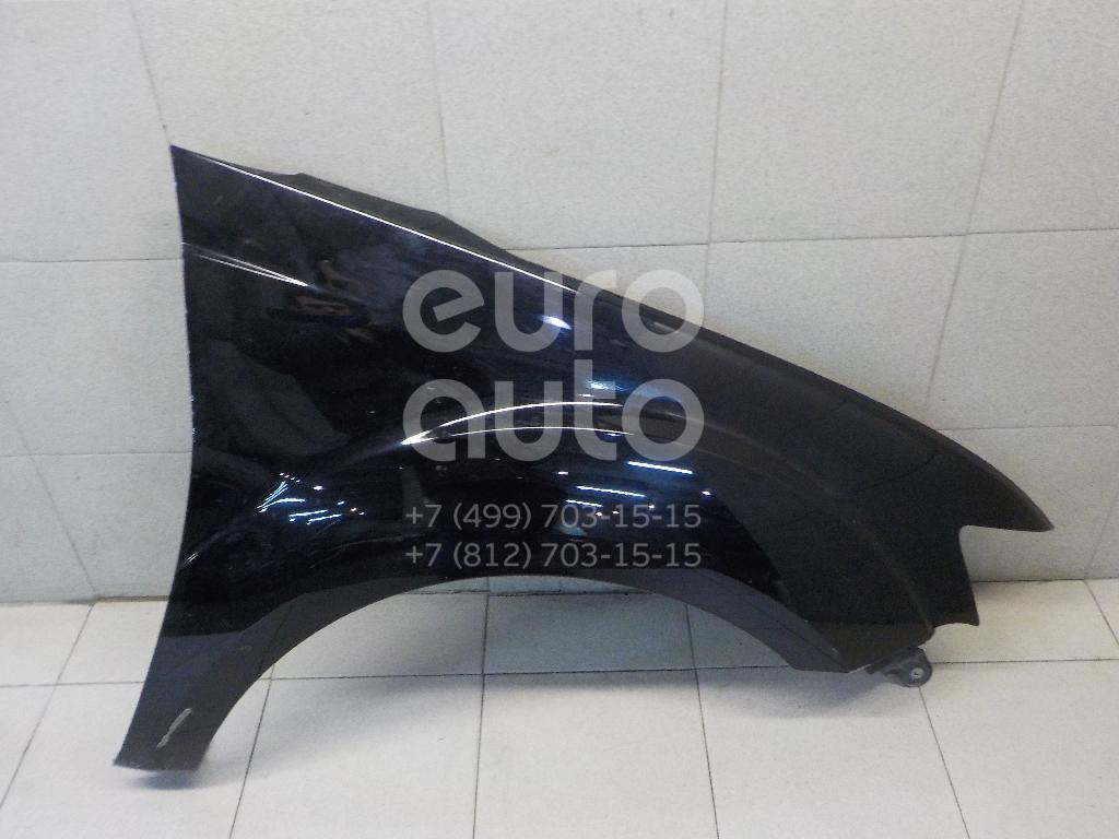 Купить Крыло переднее правое Mitsubishi Outlander XL (CW) 2006-2012; (5220F080)