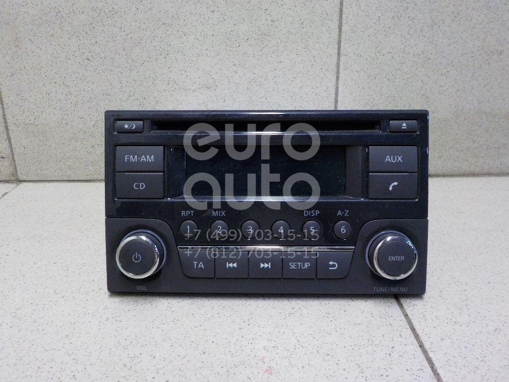 Купить Магнитола Nissan Terrano III (D10) 2014-; (28185BH30D)