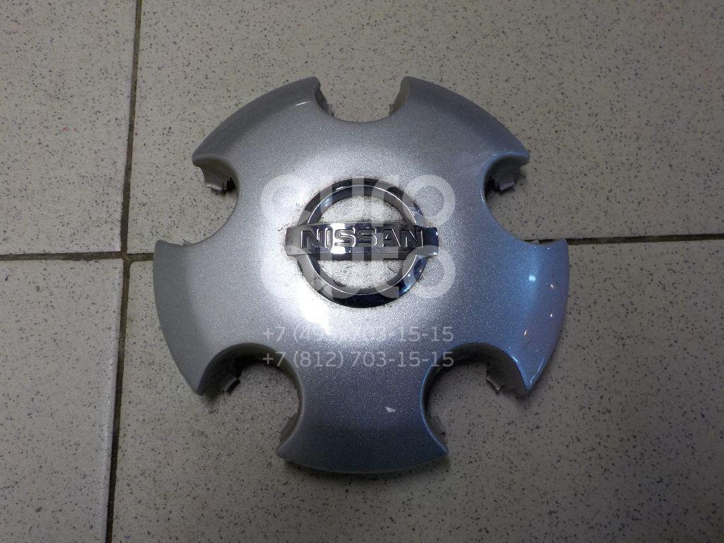 Купить Колпак декор. легкосплавного диска Nissan Terrano III (D10) 2014-; (4031500Q1C)