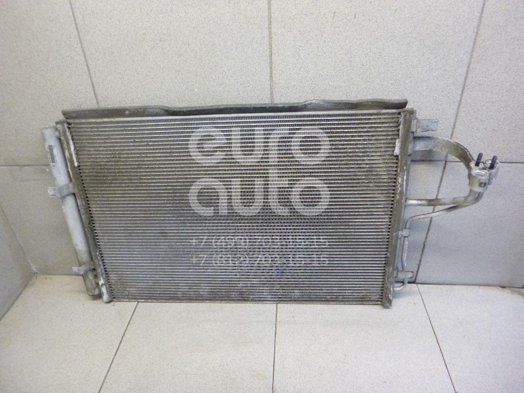 Радиатор кондиционера (конденсер) Kia Ceed 2012-; (976063X000)  - купить со скидкой